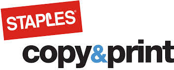 Staples Print Center Logo