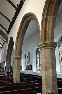 14th Century Isle Pillars