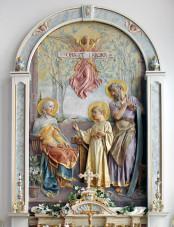 Holy Family Jesus, Mary, Joseph