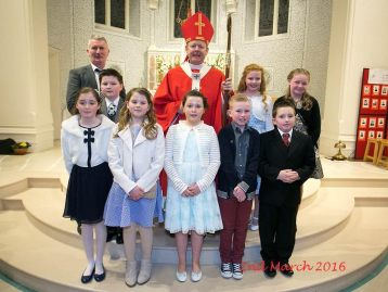 Confirmation photo 2016