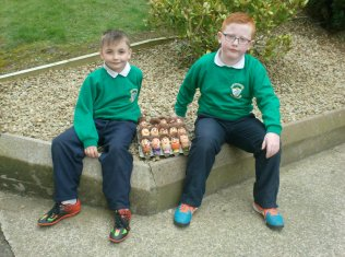 P3 & P4 Humpty Dumpty Eggs