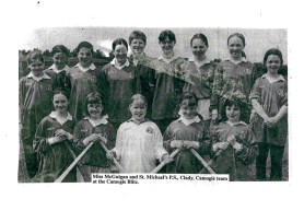1997 - Camogie Team