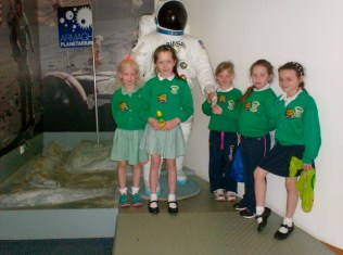 2015/16, (P3 & P4): June - Trip to Armagh Planetarium