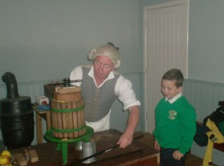 2016/17, (P3 & P4): World Apple Day - Palace Stables, Armagh