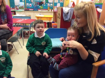 2016/17, P1 & P2: Looking after a baby PDMU