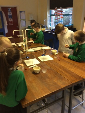 2016/17, Science Trip to Keady HS (P5,P6 & P7)