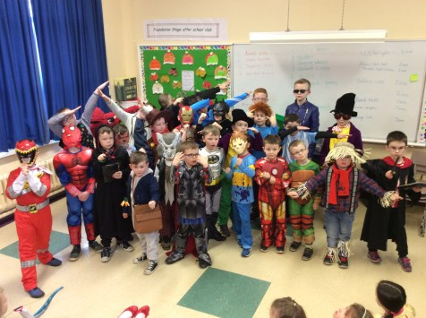 2016/17, World Book Day