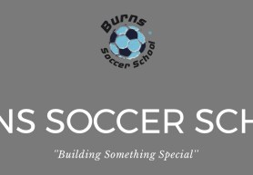 Burns Soccer School