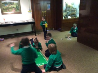 2017/18, Trip to Armagh County Museum