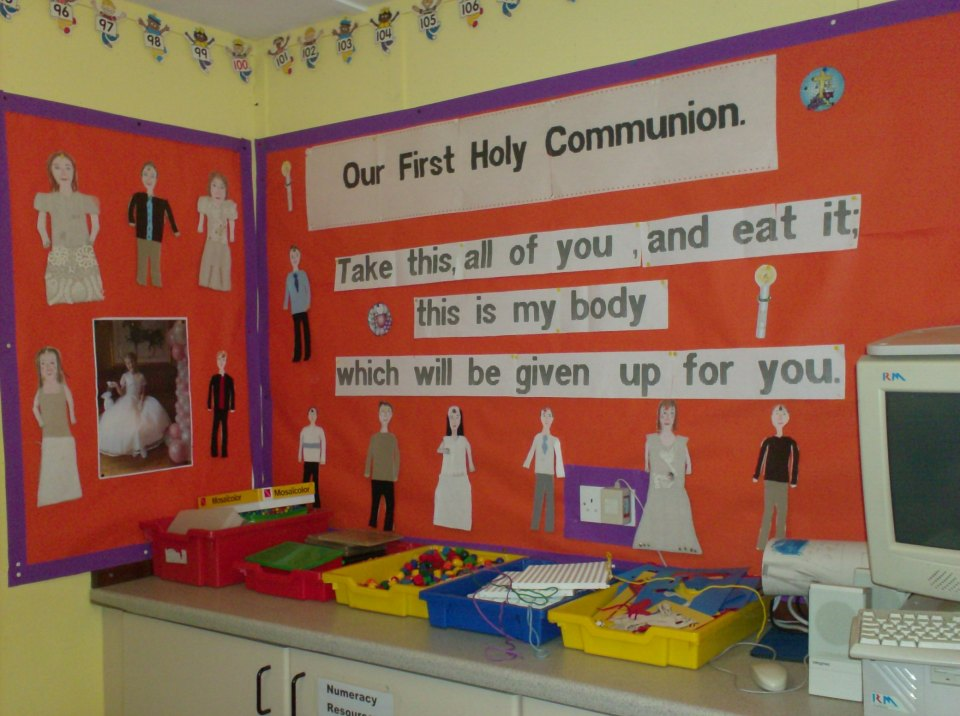 2017/18, First Communicants