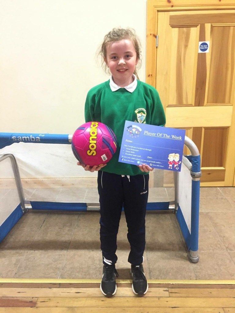⚽️ Burns Skills School - Players of the Week, 16th May