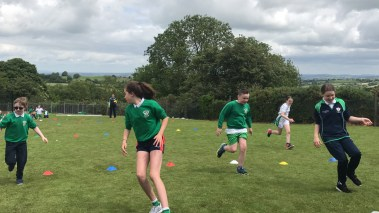 2017/18, Sports Day