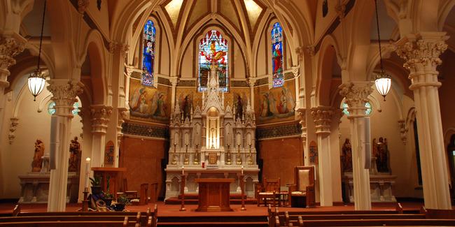 Saint Michael Parish  Hudson MA
