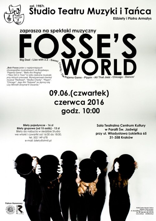 Fosse's World - Oferta - STMiT