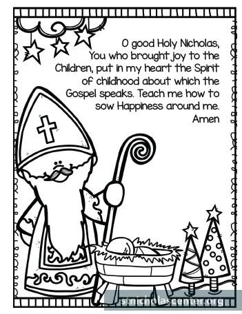 Prayer Card to Print ::: St. Nicholas Center