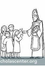 Coloring Pictures to Print ::: St. Nicholas Center