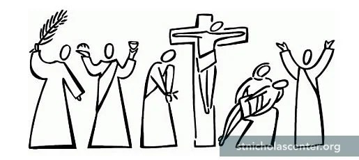 St. Nicholas Center ::: Holy Week