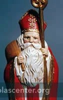 Sinterklaas, designed by Ron Hendriks