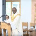 Presiding Bishop Michael Curry at St David's, Bean Blossom