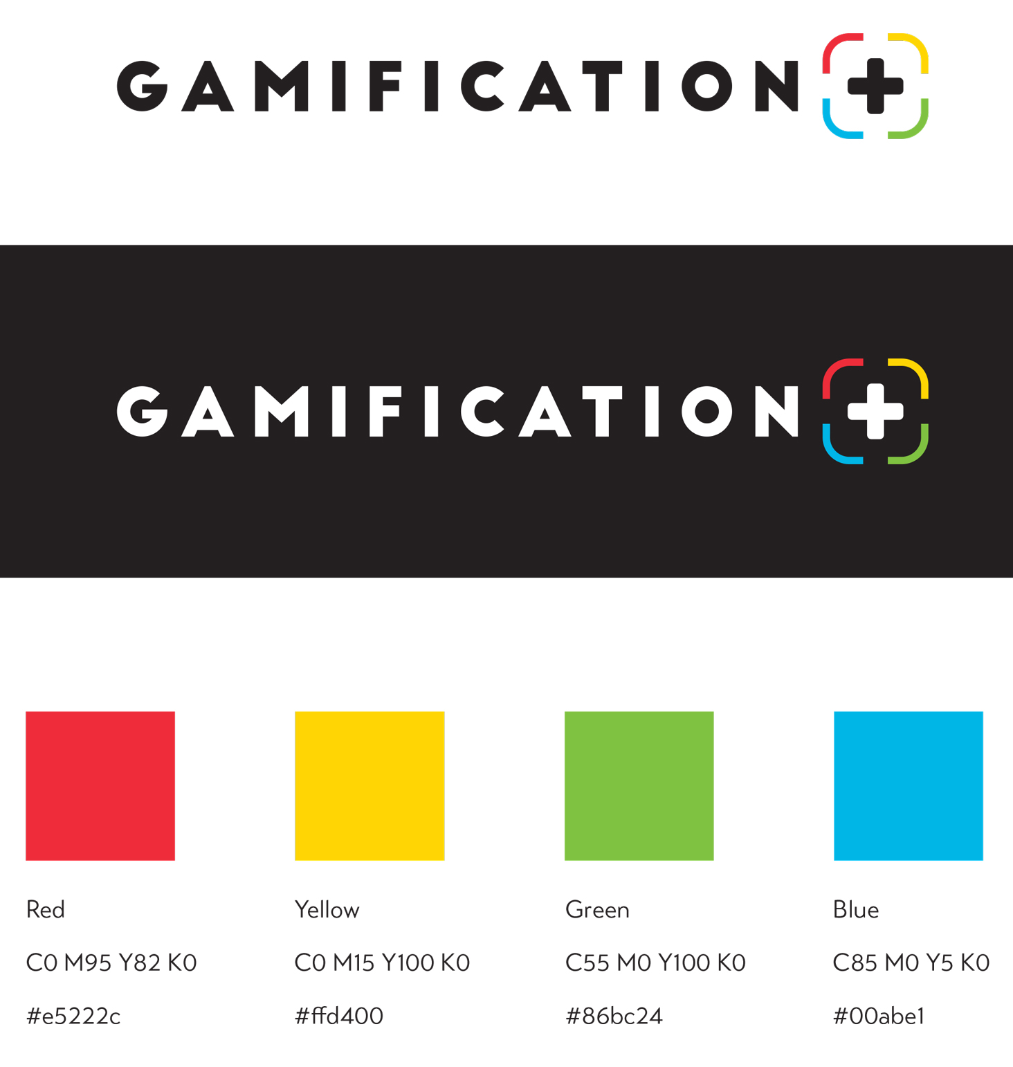 Logo design for Gamification