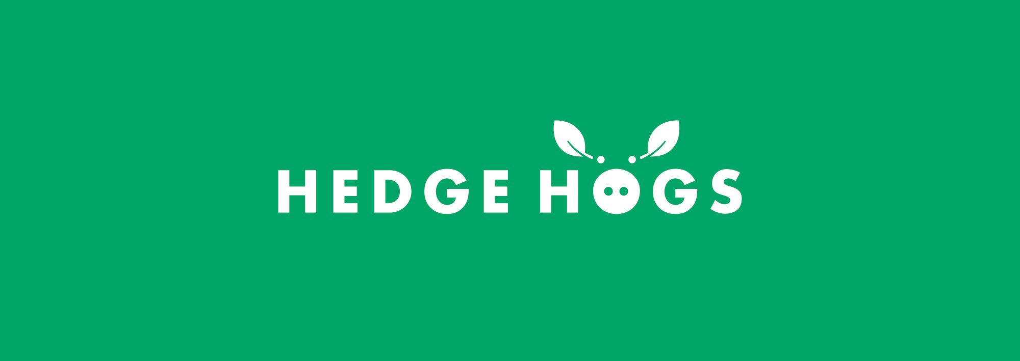 Hedge Hogs logo design