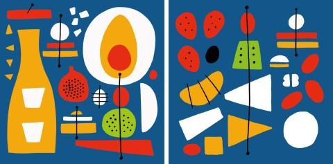 Miro Breakfast Illustration
