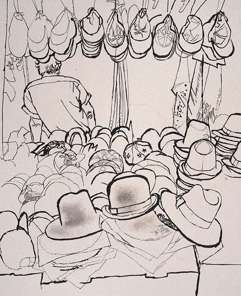 Lucinda Rogers illustration