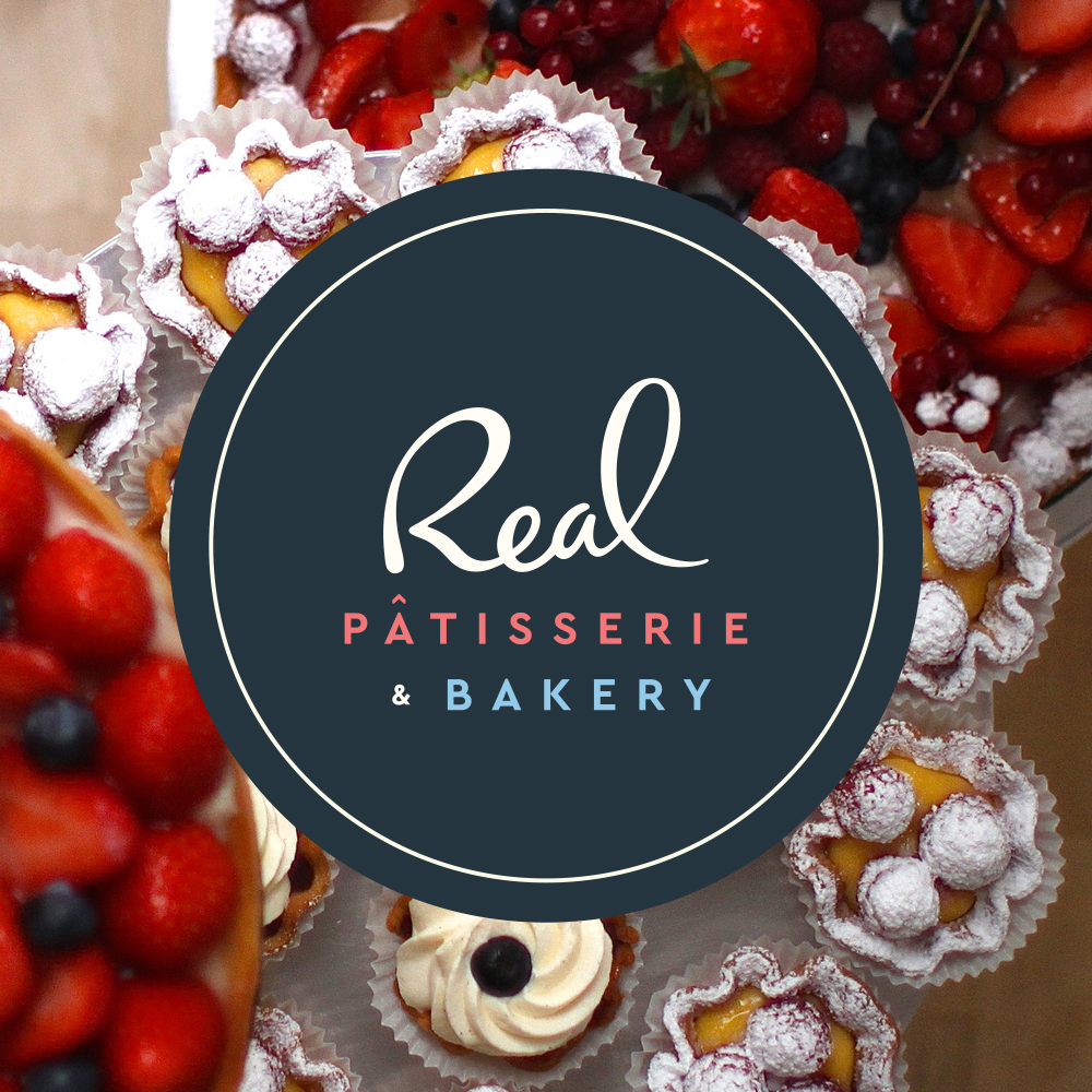 Real Patisserie logo