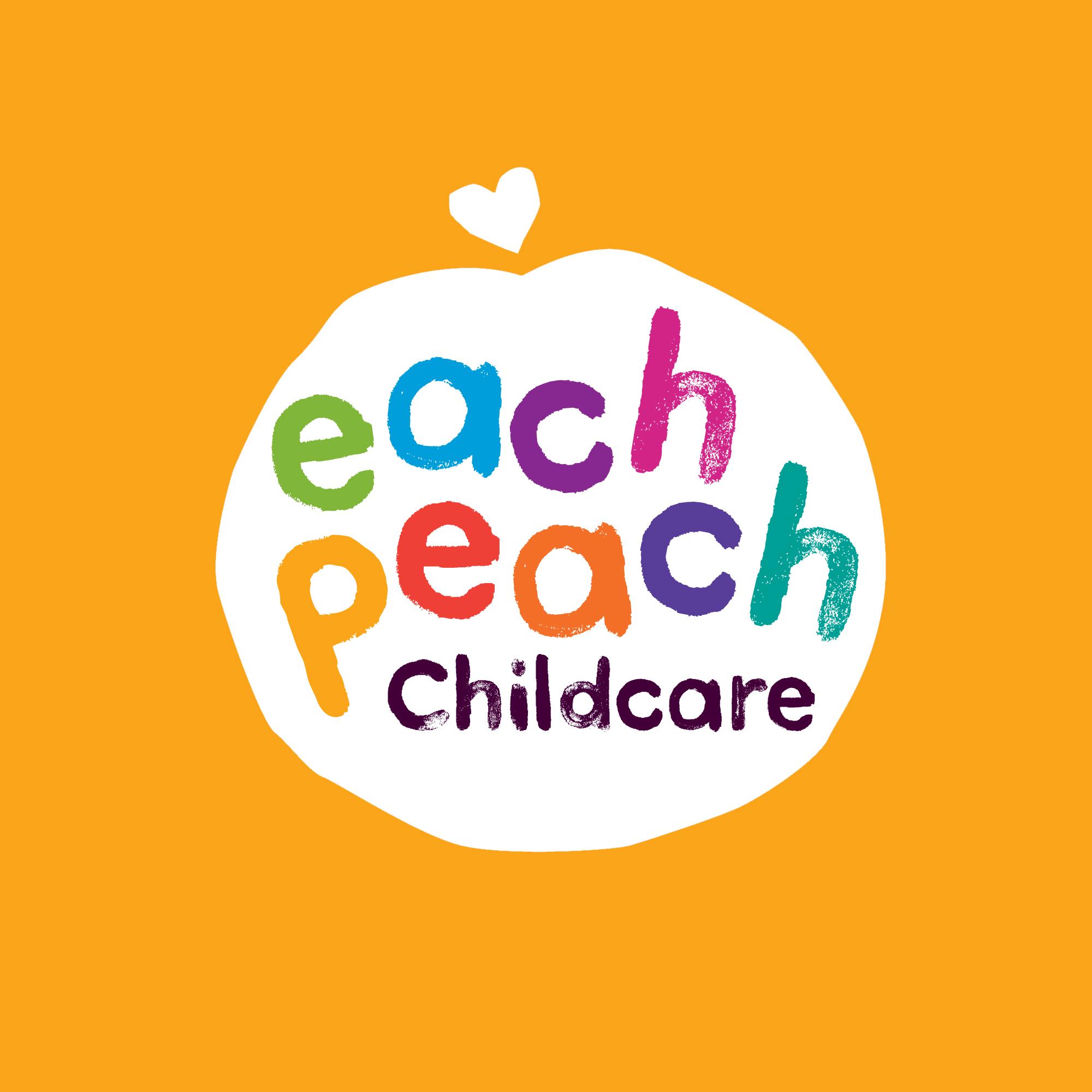 Logo design for Each Peach