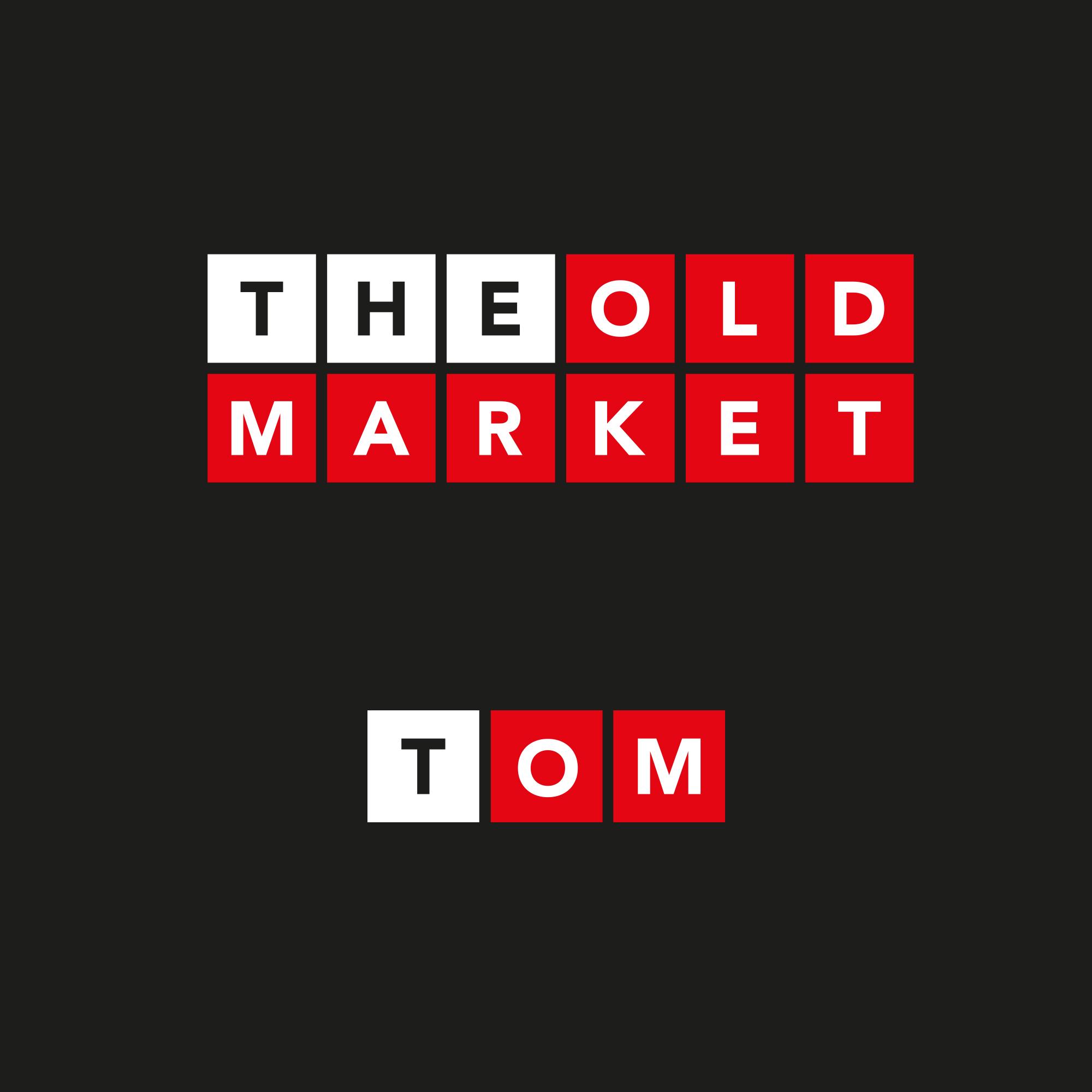 Logo design for The Old Market