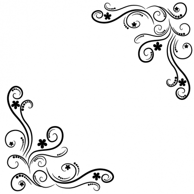 Swirl Flourishes Stock Vector Illustration Of Drawing