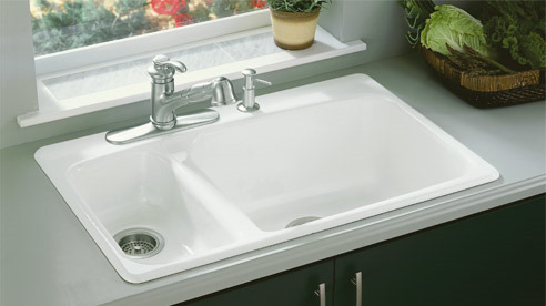 how much is kitchen cabinet installation best flooring for a your sink buying guide
