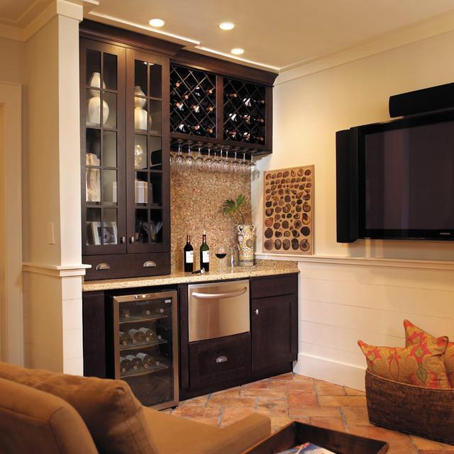 built in cabinet wine rack  Roselawnlutheran