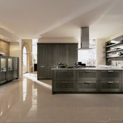 Gray Kitchen Floor Cleaning Supplies 6 Design Ideas For Cabinets