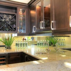 Kitchen Mirrors Appliance Packages 5 Ways To Use A Mirror In Your Why You Should Backsplash For Small Kitchens