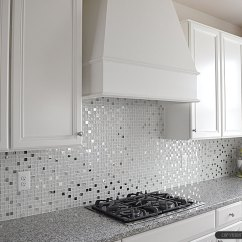 White Kitchen Backsplash Orange Cabinets 7 Bold Ideas For Your A Subtle Yet