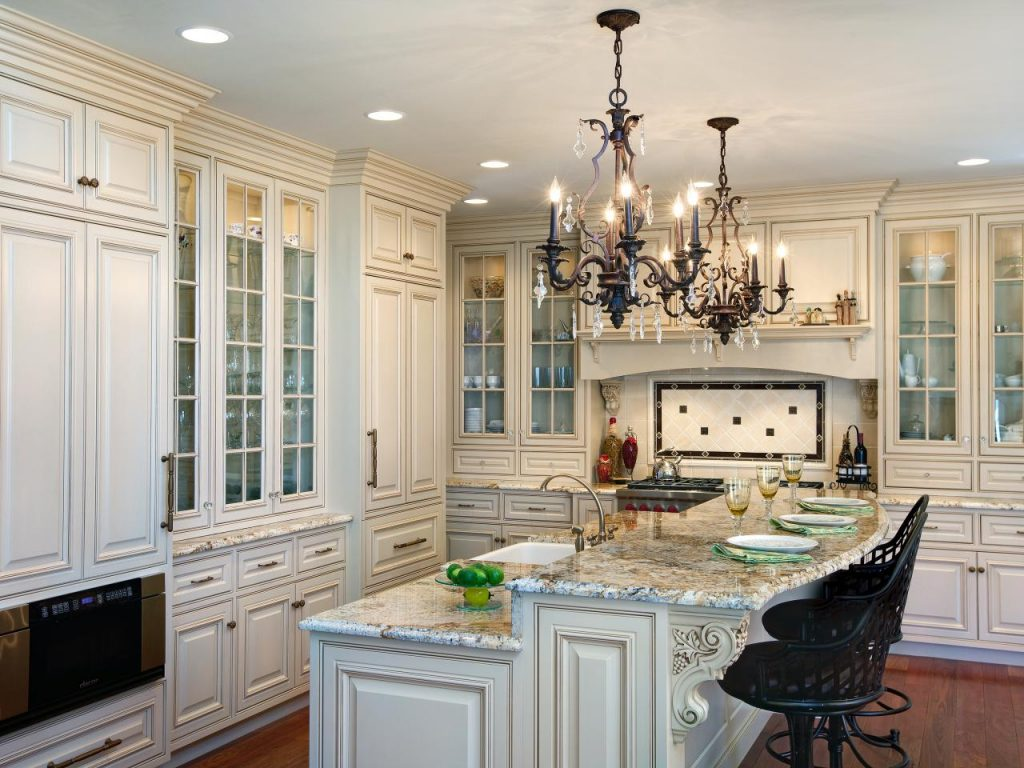 kitchen cabinets white green paint colors for how to design a traditional with luxurious off