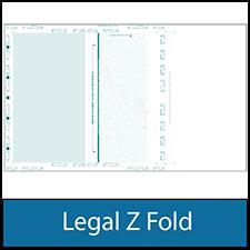 Legal Z Fold