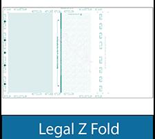 Z-Fold Checks