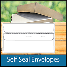 Self-Seal Envelopes – Self Seal Window Envelopes