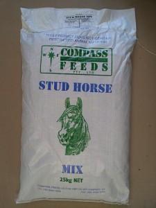Compass Feeds Stud Horse Mix - 25kg