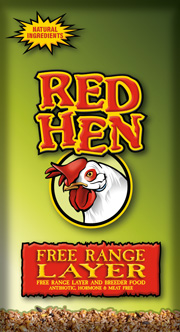 Red Hen Free Range - 30kg