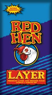 Red Hen Layer - 30kg