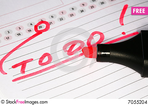 Free Red Pen Stock Images - 7055204