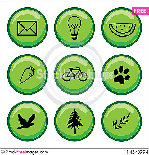 Web Buttons Green Icons Free Stock Images Photos