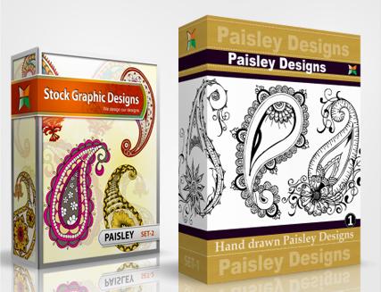 Paisley Vectors