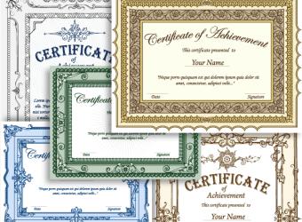decorative-certificate-border-design-templates-vector-photoshop-brushes-s1