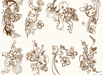 floral-vector-illustrator-ornate-flowers-photoshop-brushes-set-2