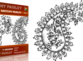 vector_brush_sketchy_paisley_Vol_1