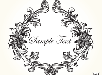 vintage-floral-frame-vector-photoshop-brushes-set-1